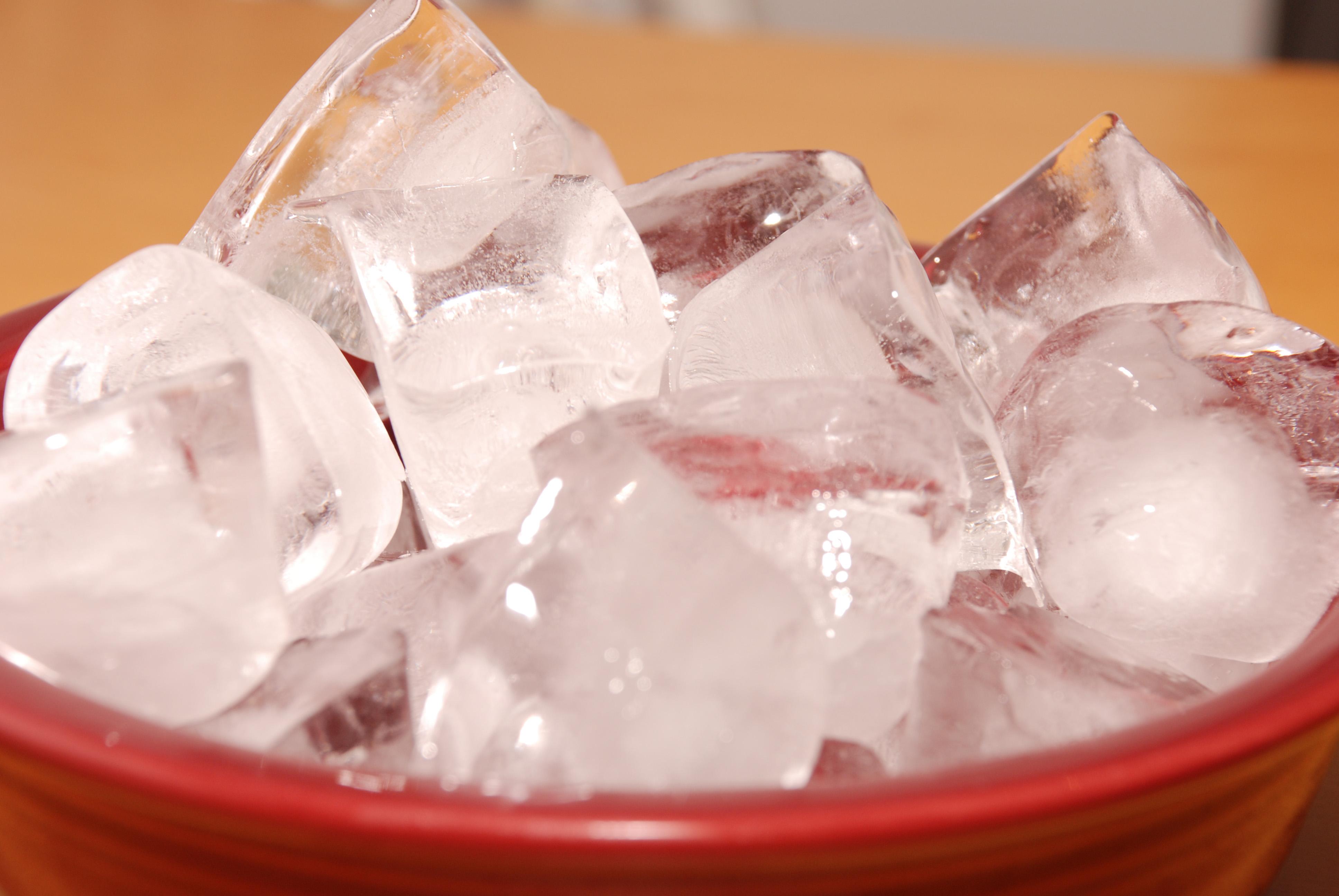 El hielo es muy importante