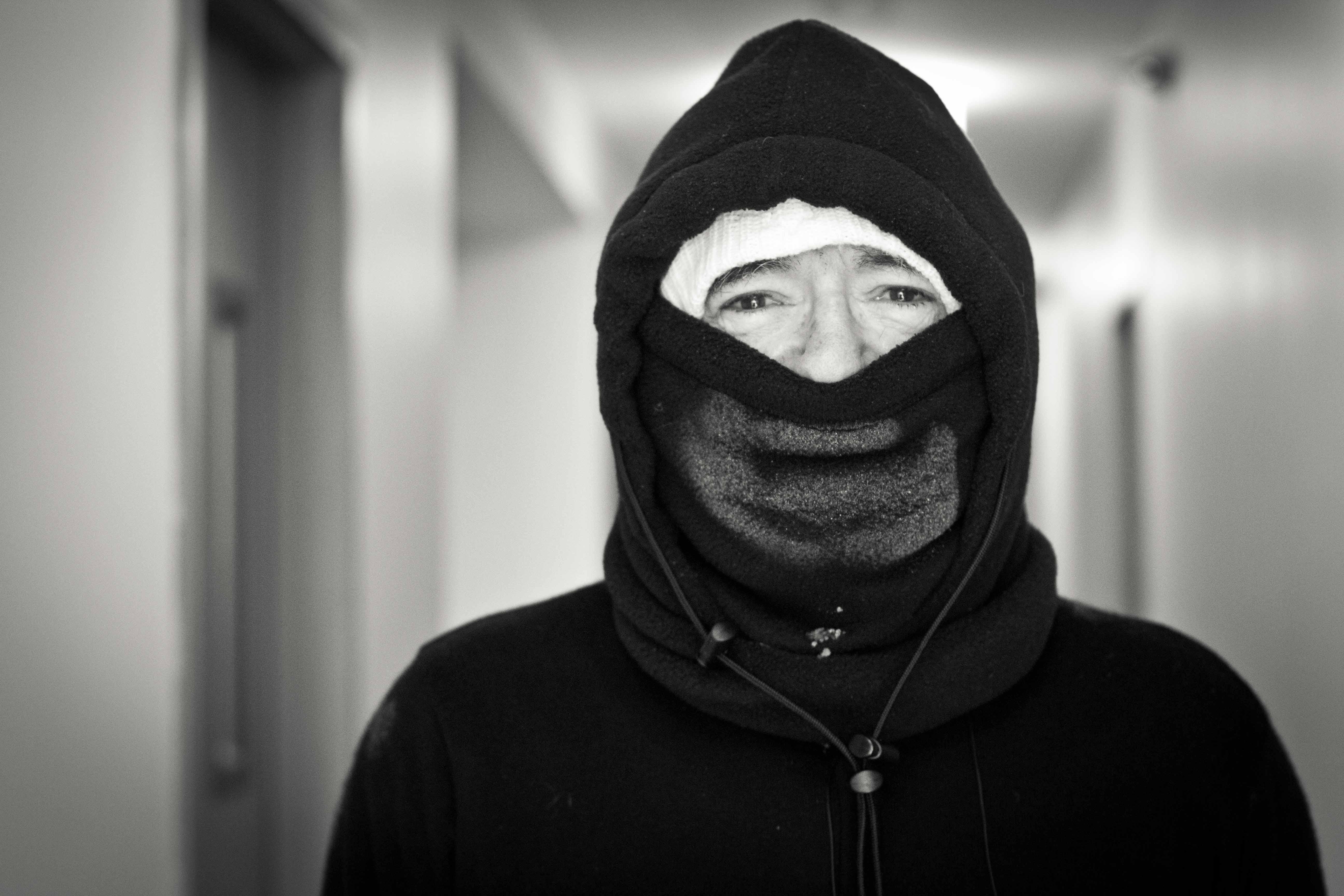 correr en el frio
