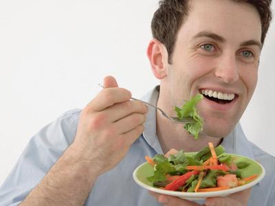 comer saludable rutina de ejercicio