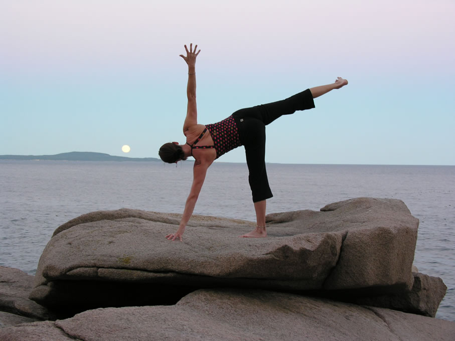 yoga para corredores ardha chandrasana